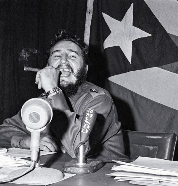 Le bistrot Vostok (pour papoter autour de la marque) - Page 16 Fidel-Castro-Rolex-GMT-Master-1